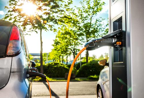 Ladestation für Elektrofahrzeuge Berlin