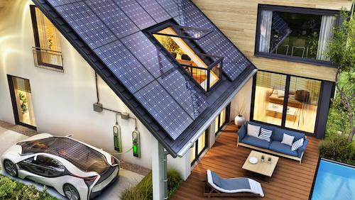 E Auto mit Solar laden Berlin