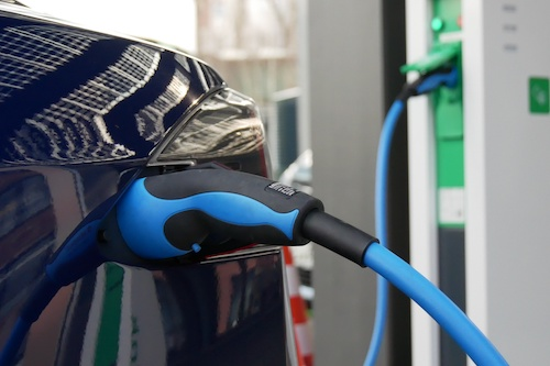 Intelligente Ladestation Elektroauto Berlin