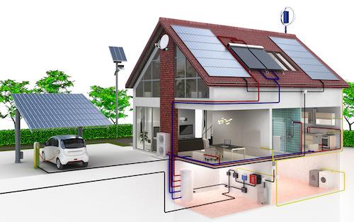 Photovoltaik Ladestation Elektroauto Berlin