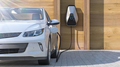 Strom für Elektroauto zuhause Berlin
