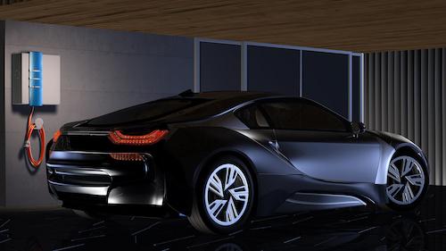 Stromanschluss Garage Elektroauto Berlin