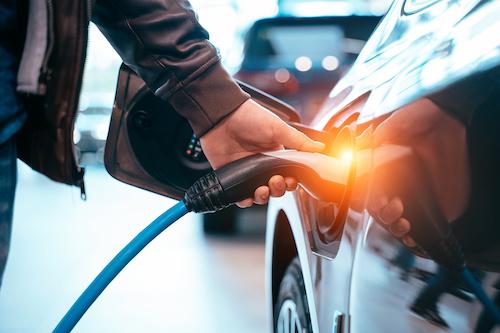 Stromanschluss für Elektroautos Berlin